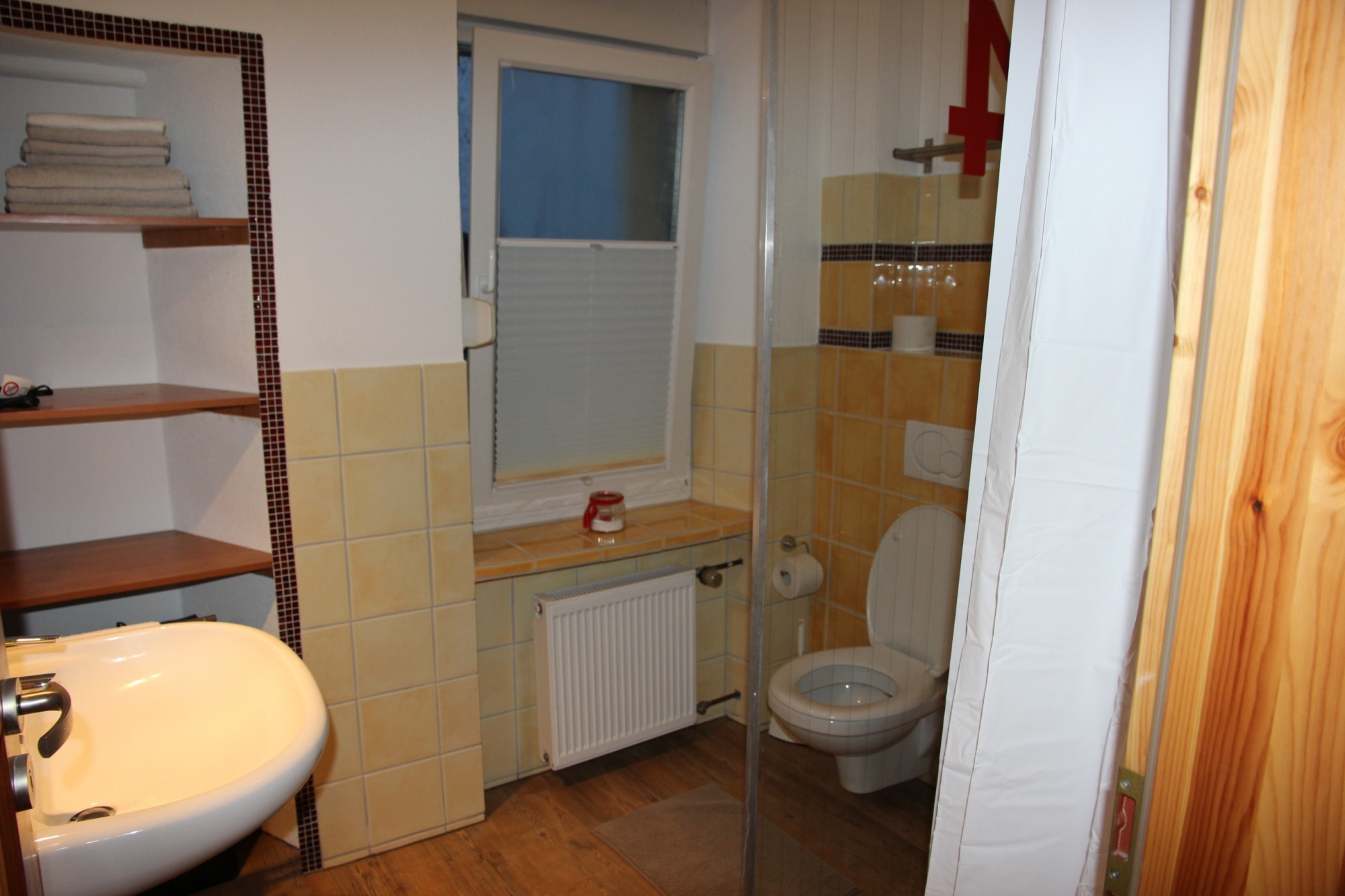 Apartment Bendorf – Badezimmer:2