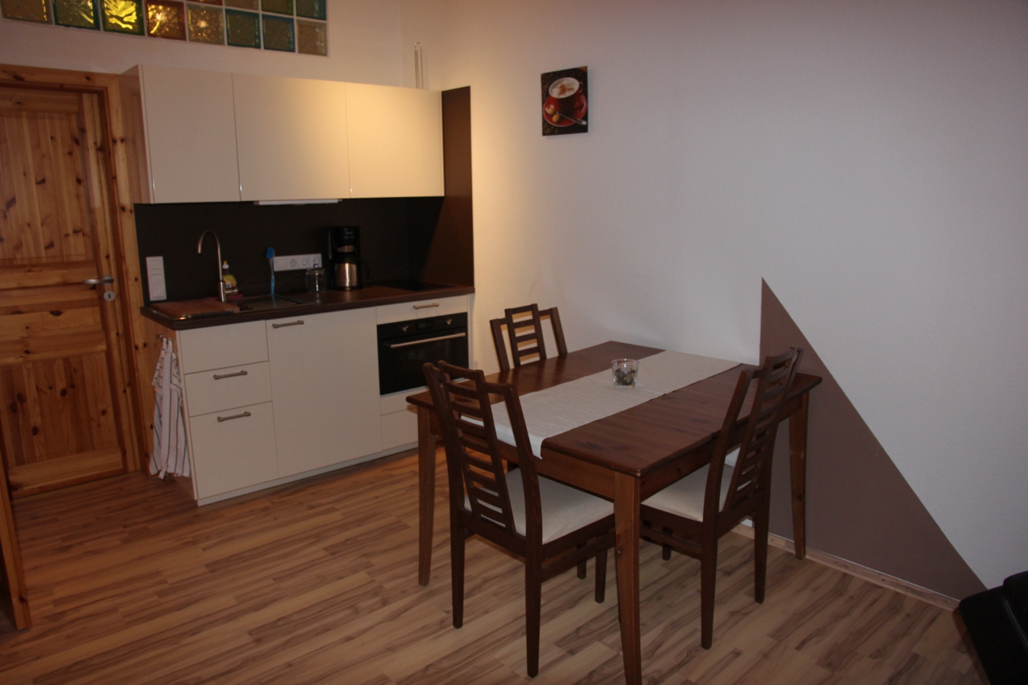 Apartment Bendorf – Essbereich