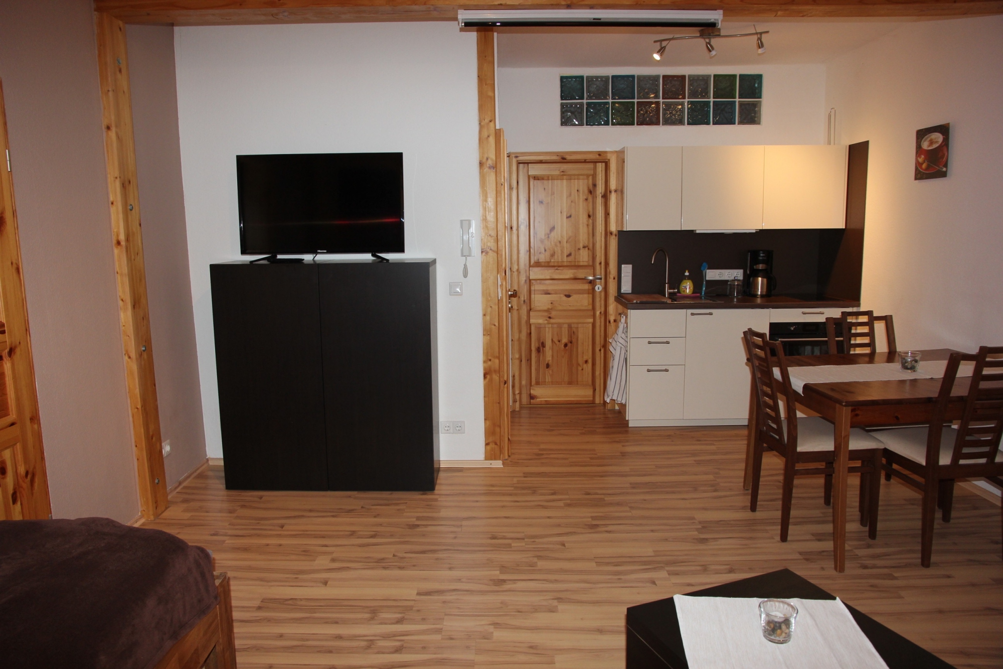 Apartment Bendorf – Wohnbereich