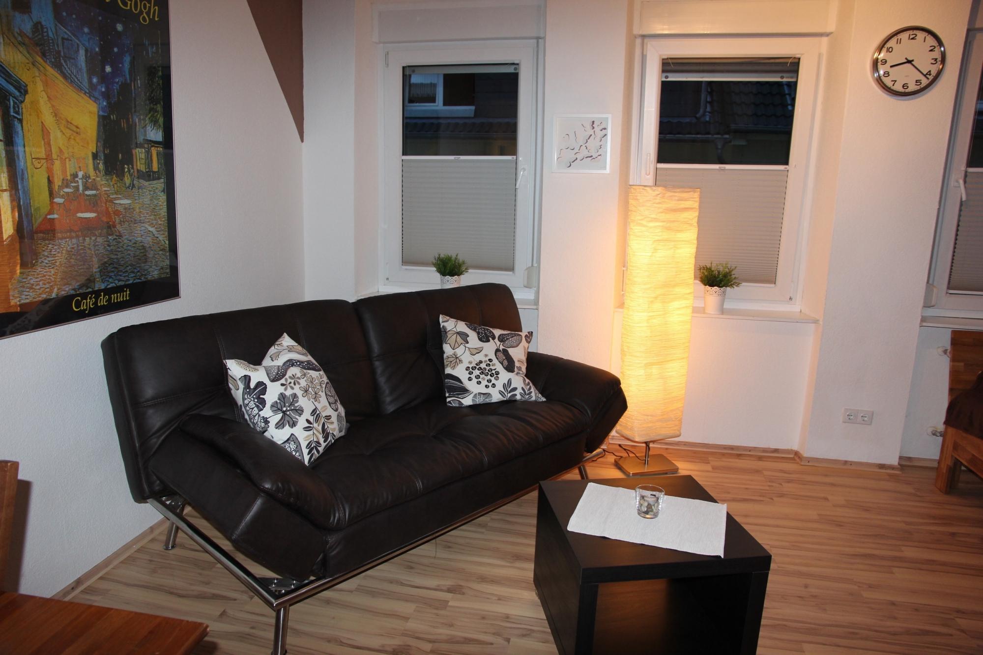 Apartment Bendorf – Wohnbereich:2