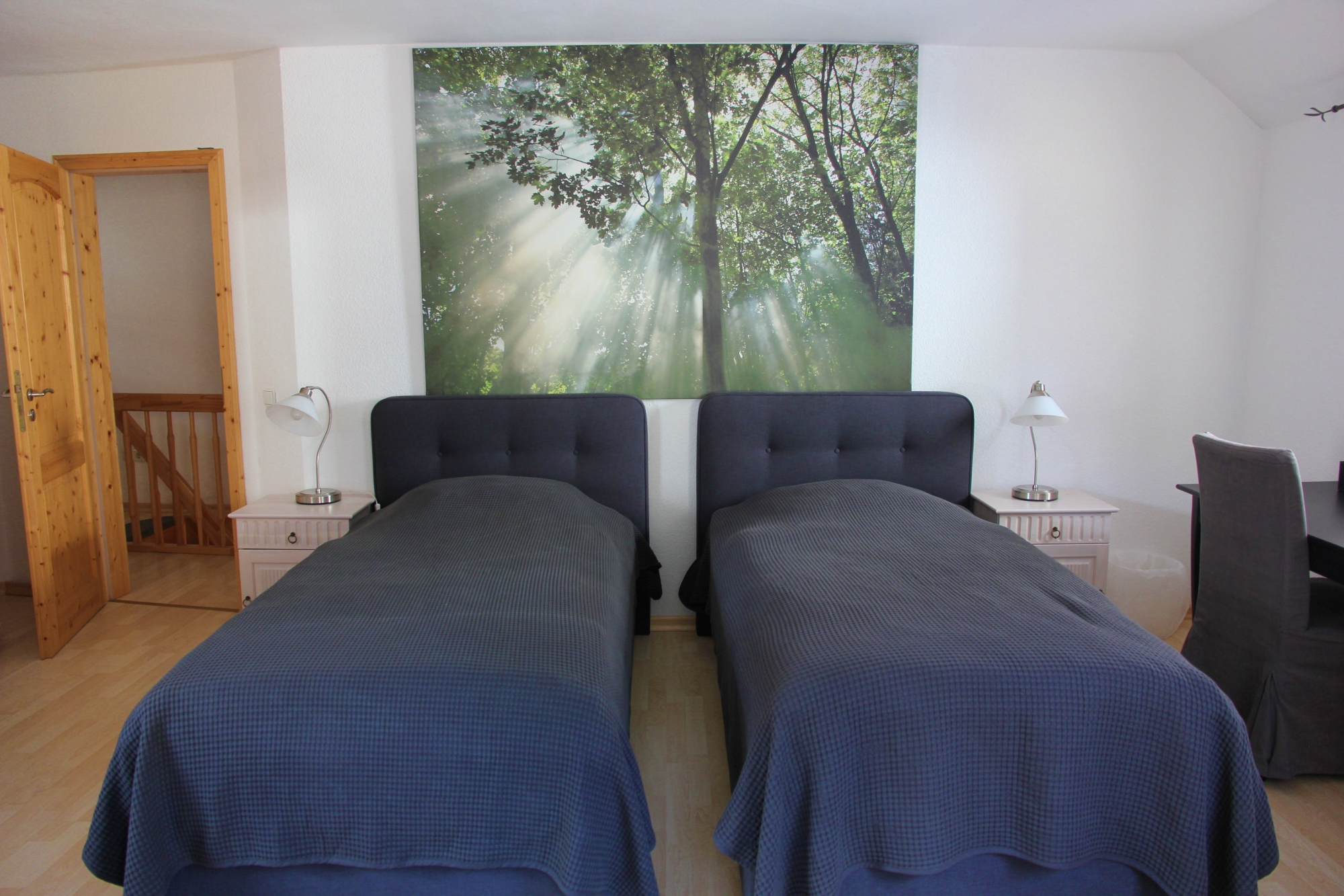 Ferienhaus Haus Sayn - Schlafzimmer