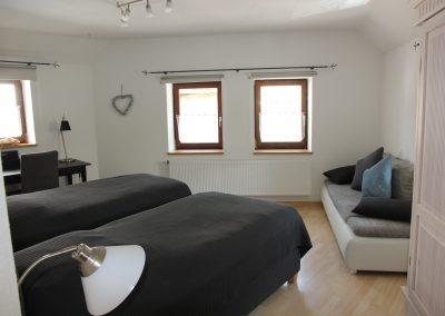 Ferienhaus Haus Sayn - Schlafzimmer:2
