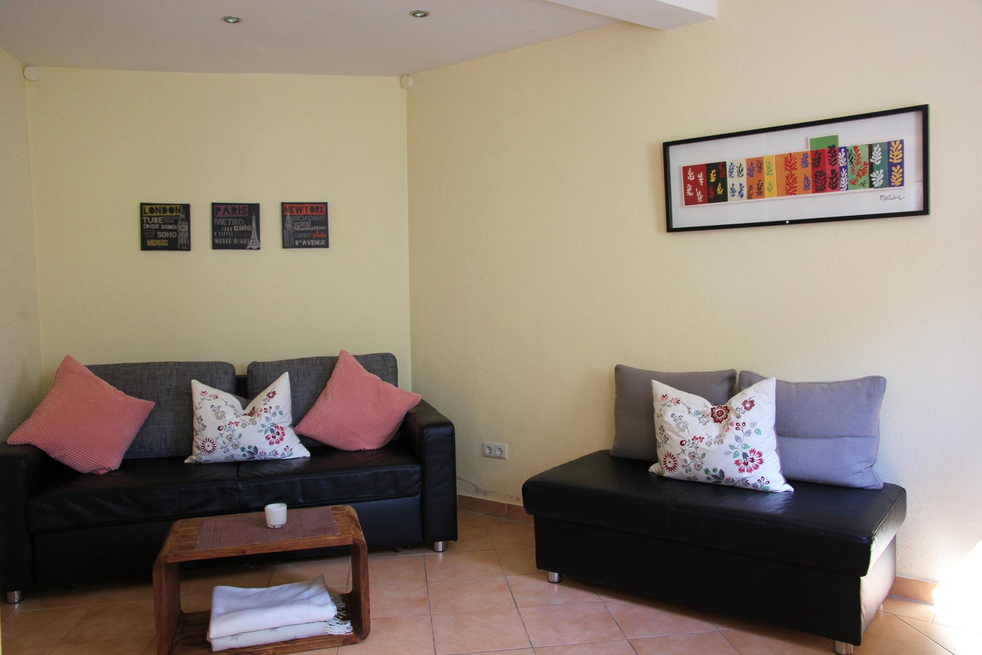 Ferienhaus Haus Sayn - Wohnzimmer:2