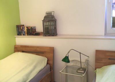 Ferienwohnung Helga, Bendorf – Schlafzimmer 2