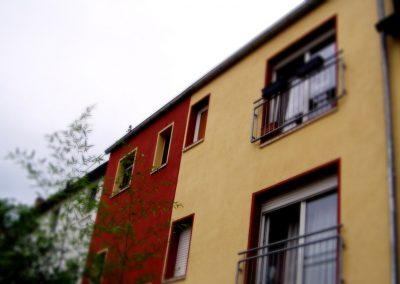 Ferienwohnung Klaus, Bendorf – Fassade hinten