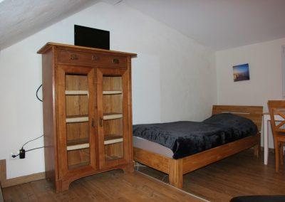 Ferienwohnung Klaus, Bendorf – Schlafzimmer getrennte Betten:3