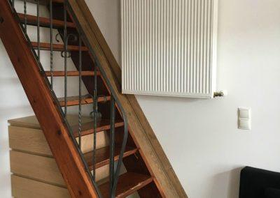 Ferienwohnung Klaus, Bendorf – Treppe
