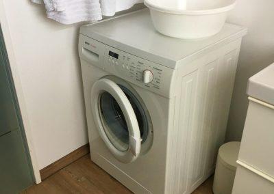Ferienwohnung Klaus, Bendorf – Waschmaschine