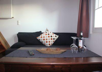 Ferienwohnung Klaus, Bendorf – Wohnbereich