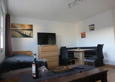 Ferienwohnung Klaus, Bendorf – Wohnbereich:2