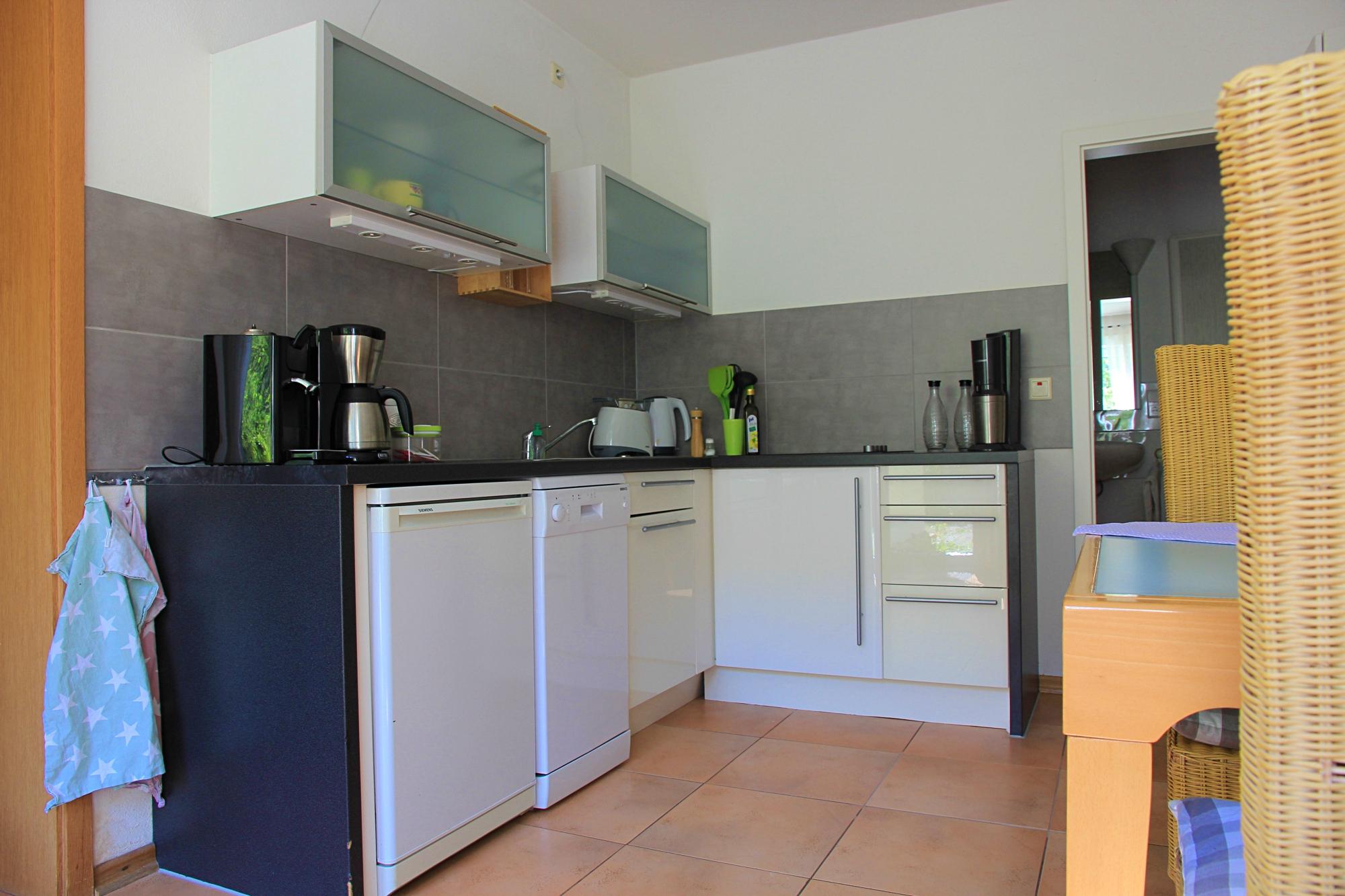Ferienwohnung Sayn - Küche