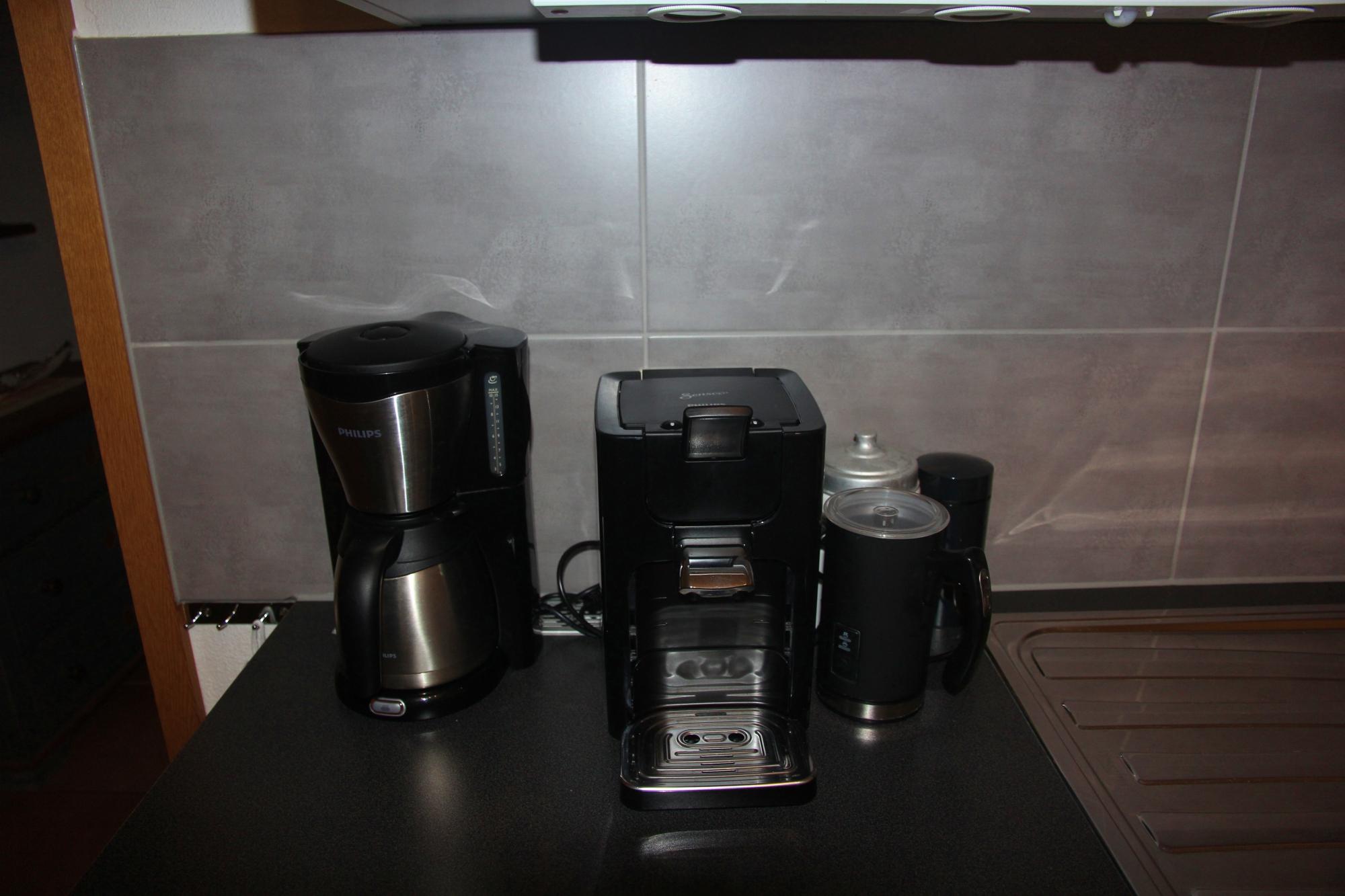 Ferienwohnung Sayn - Küchenausstattung