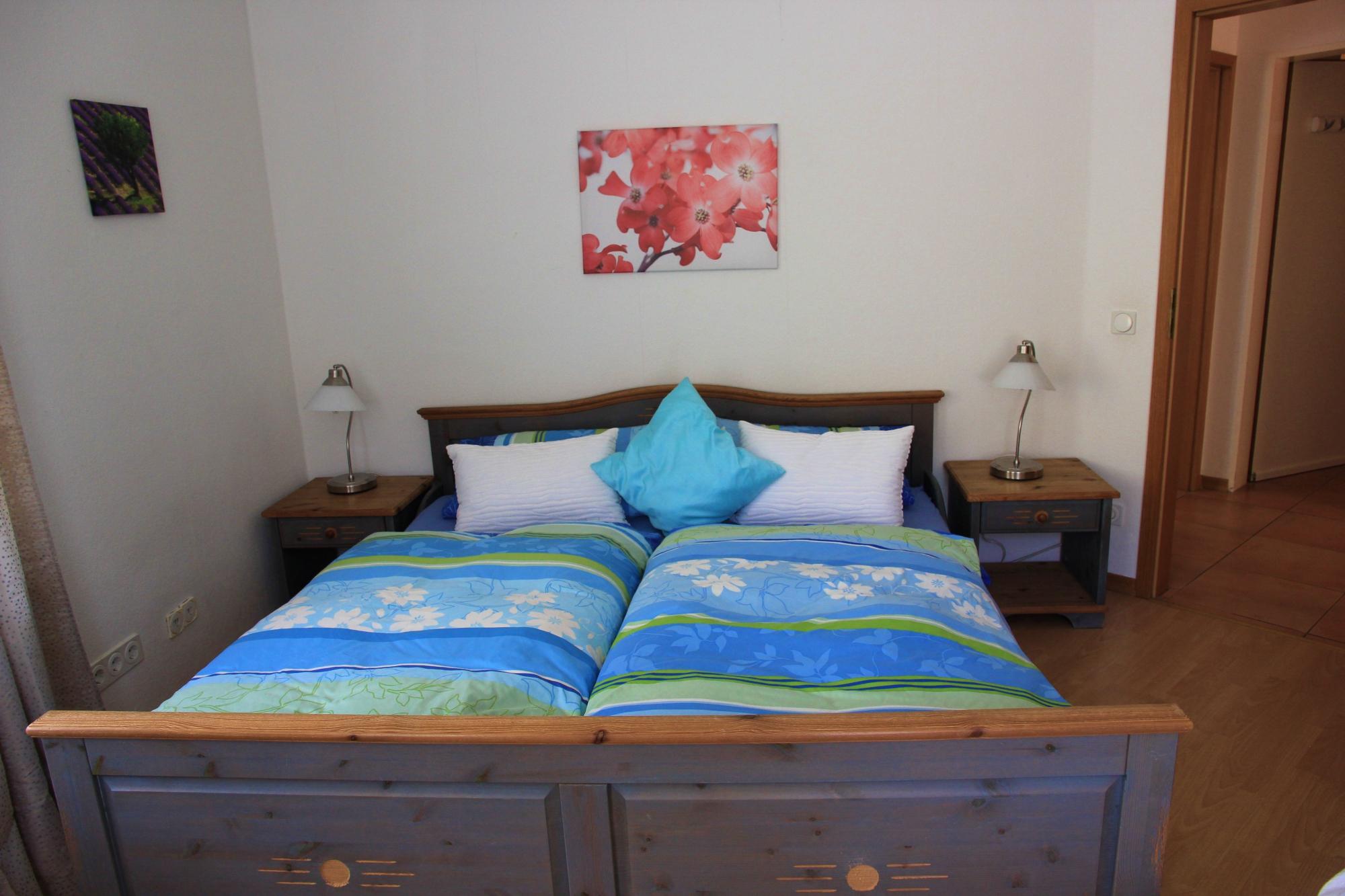 Ferienwohnung Sayn - Schlafzimmer