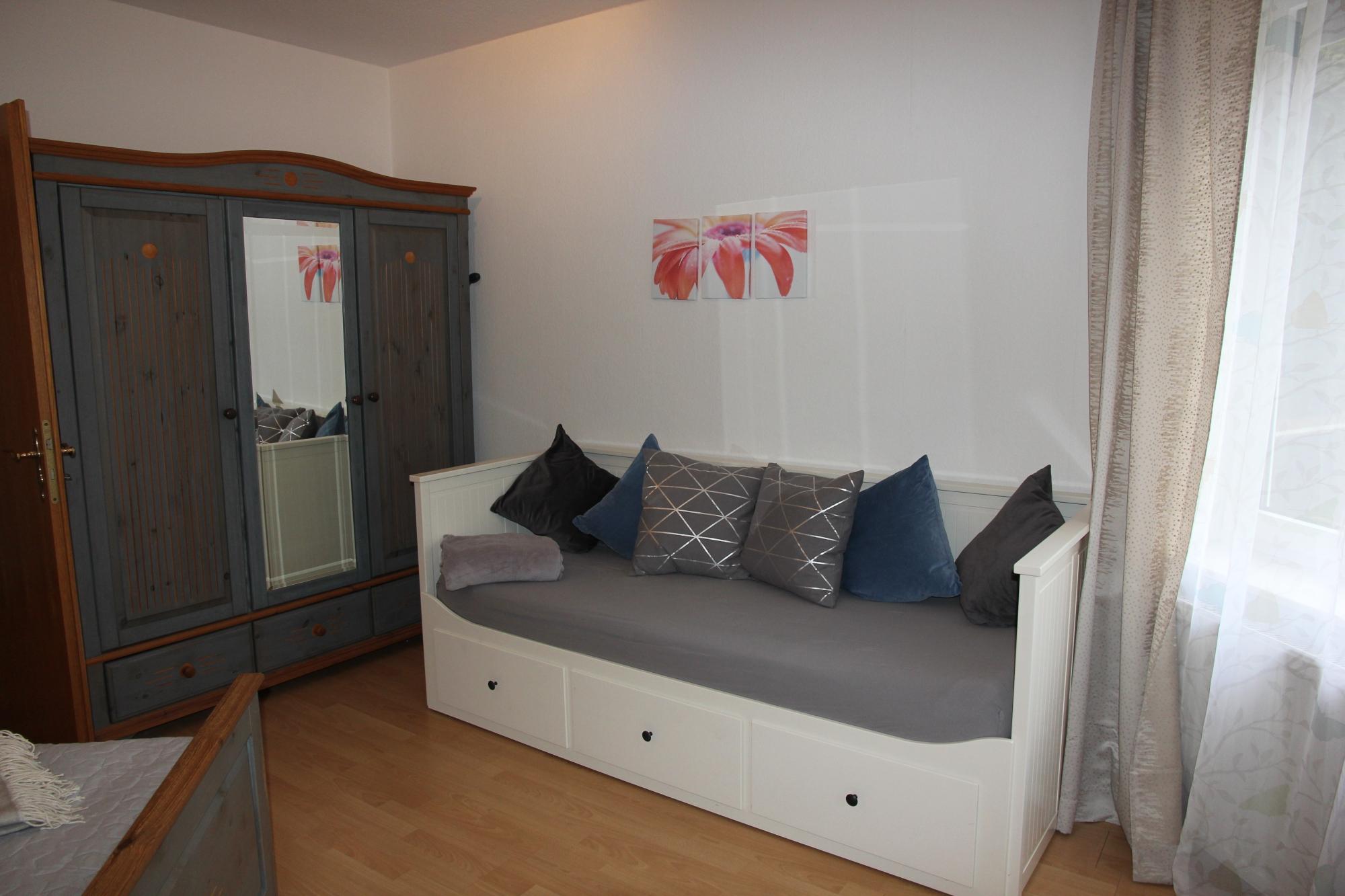 Ferienwohnung Sayn - Schlafzimmer:2