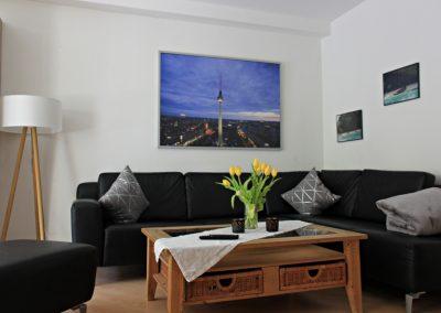Ferienwohnung Sayn - Wohnzimmer
